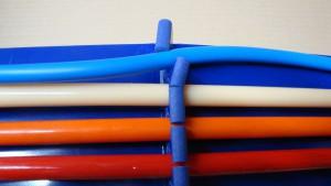 Energiekette/Kabelführung für Lebensmittelmaschinen