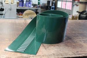 Schlupffreier PU-Gurt Stärke bis 8mm