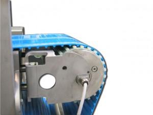 Voll-PU-Hygieneband Kraftschlüssig
